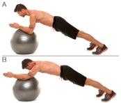 plank ball 2