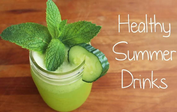 Healthy refreshing drinks to beat the summer heat for Refreshing pictures