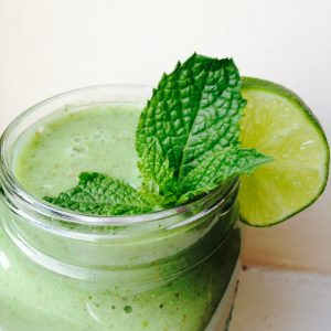 mojito green smoothie